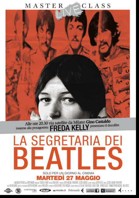 Freda, La segretaria dei Beatles, Nexo Digital