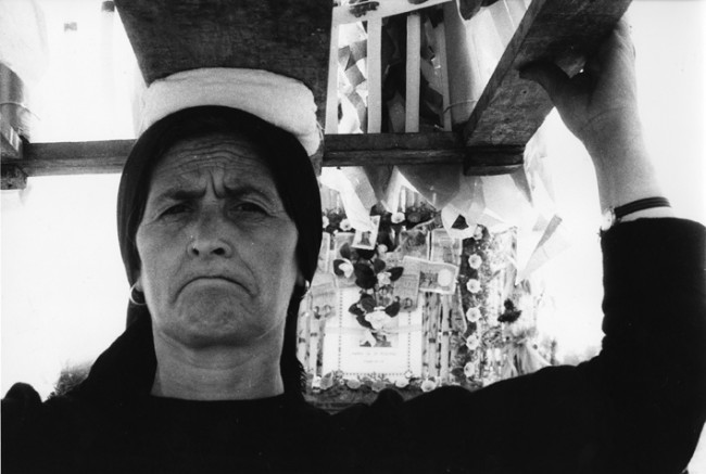 Lello Mazzacane, Processione alla Madonna del Pollino, 1973