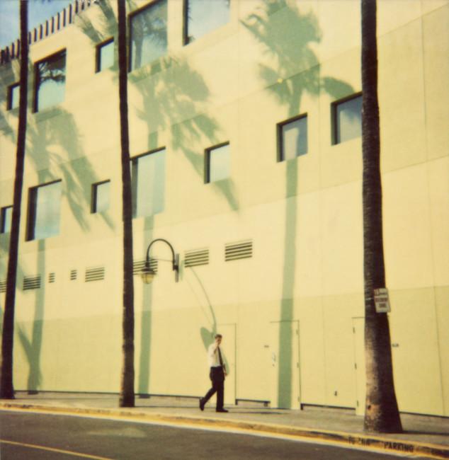 Giampiero Fanuli, Hollywood - Los Angeles, 2013, stampa giclée su carta baritata, montaggio sotto Plexiglas® Gallery con polimeri, cm 60x60, ed di 5 es
