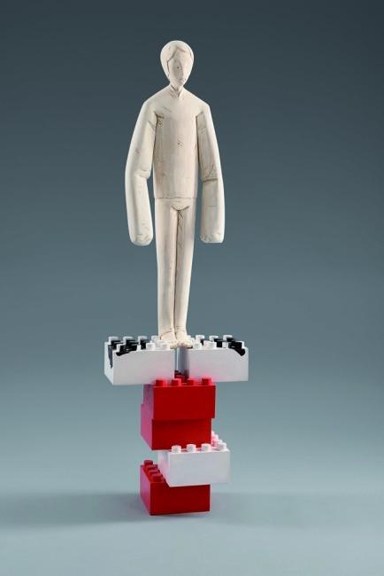 Ivan Lardschneider, Where are my hands? 2014, cm 130