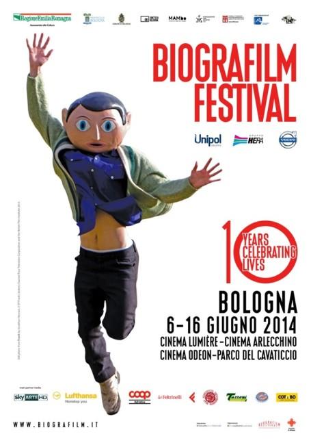 Biografilm Festival, manifesto 2014