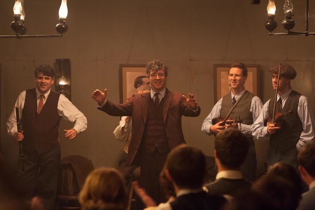 Un'immagine da Jimmy's Hall di Ken Loach