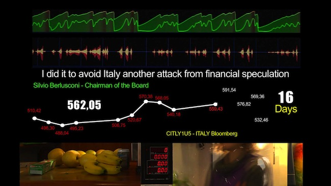 Marcantonio Lunardi, Last 21 Days - 2012 © Marcantonio Lunardi