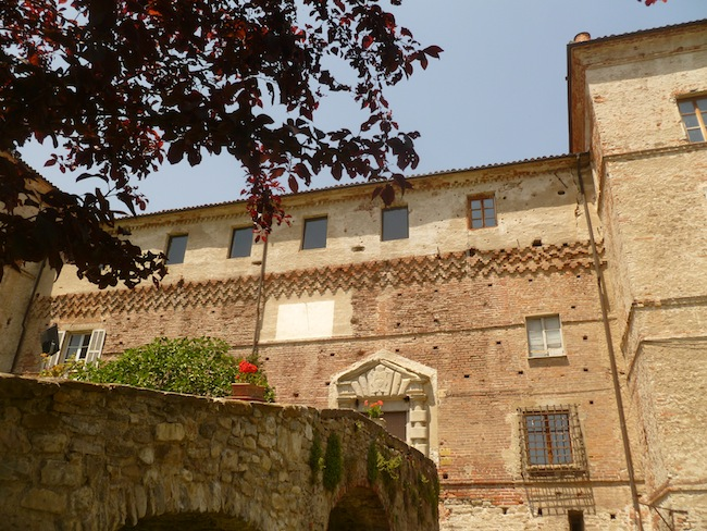Castello di Saliceto. Foto di Martina Fornace