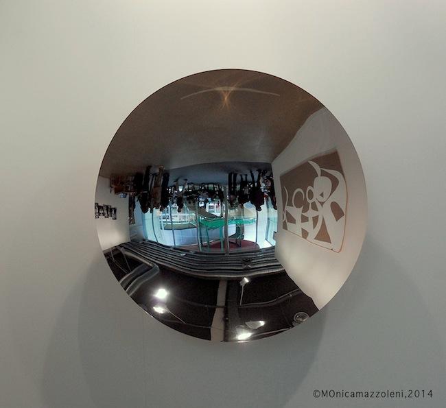 Art Basel 2014, stand Massimo Minini. Foto MOnica mazzoleni