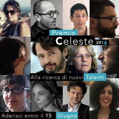 curatori Premio Celeste 2014