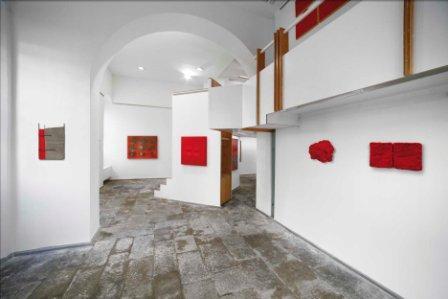 veduta Galleria Menhir Arte Contemporanea