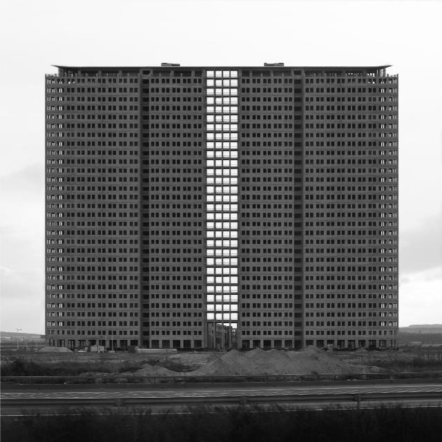 Objekt 7, 2012, vc print, 200x200cm Courtesy dell'artista
