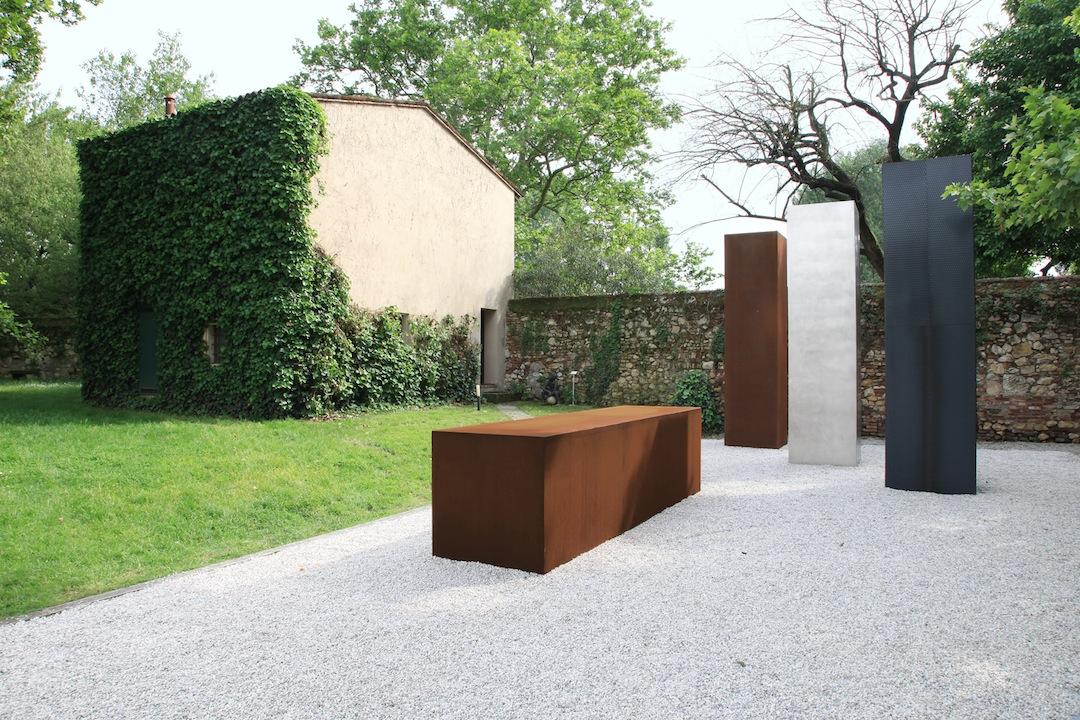Eccezionale Arte Contemporanea a Villa Pisani. Le opposte affinità di Nicola  PX12