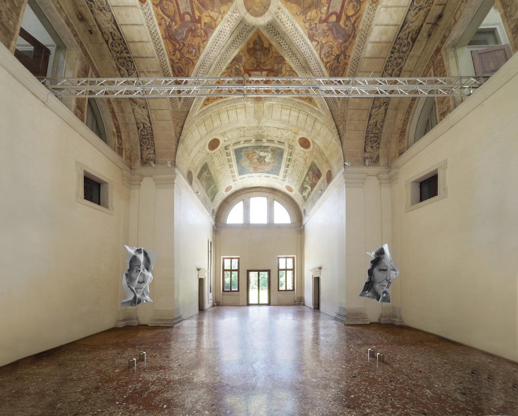 Interni Di Villa Pisani : Arte contemporanea a villa pisani. le opposte affinità di nicola