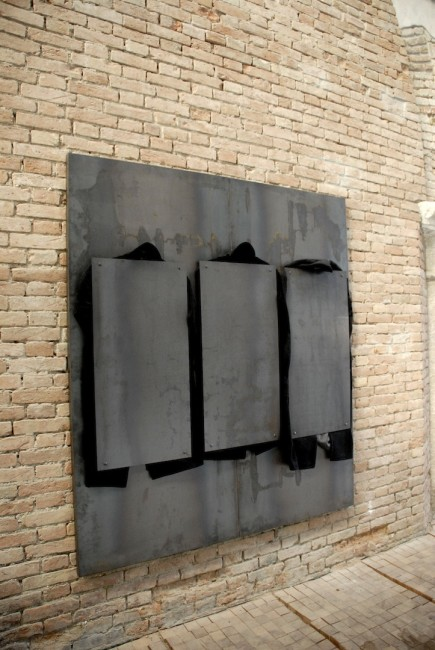 Jannis Kounellis Photo by Tarik Zahirovic