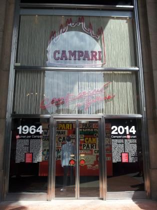 Camparino in Galleria, Piazza Duomo, Milano