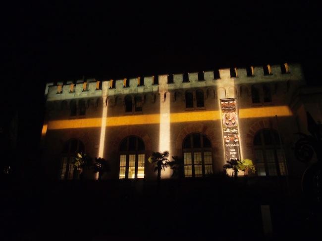 SKILLBUILDING | Drodesera XXXIV, Centrale Fies, veduta, luci Fabio Sajiz, ph. Alessandro Sala