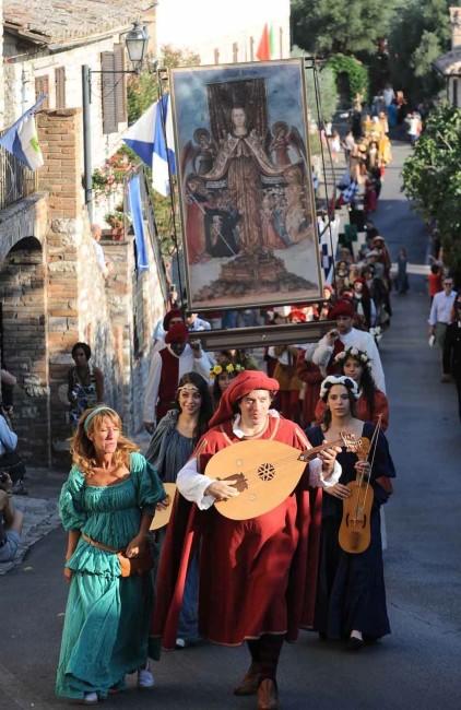 Corteo Storico, Corciano Festival