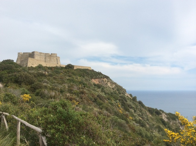 Forte Stella, veduta dell'esterno