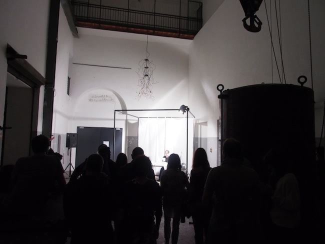 SKILLBUILDING | Drodesera XXXIV, Jan Hoeft, ph. Alessandro Sala