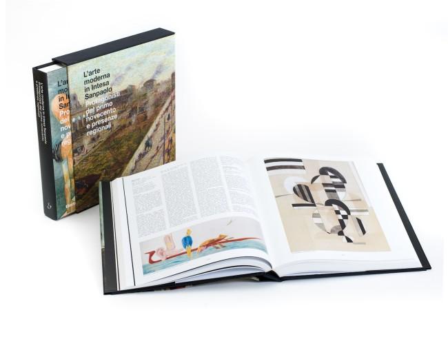 L'arte moderna in Intesa Sanpaolo, volume 1, Electa Foto di Marta Carenzi