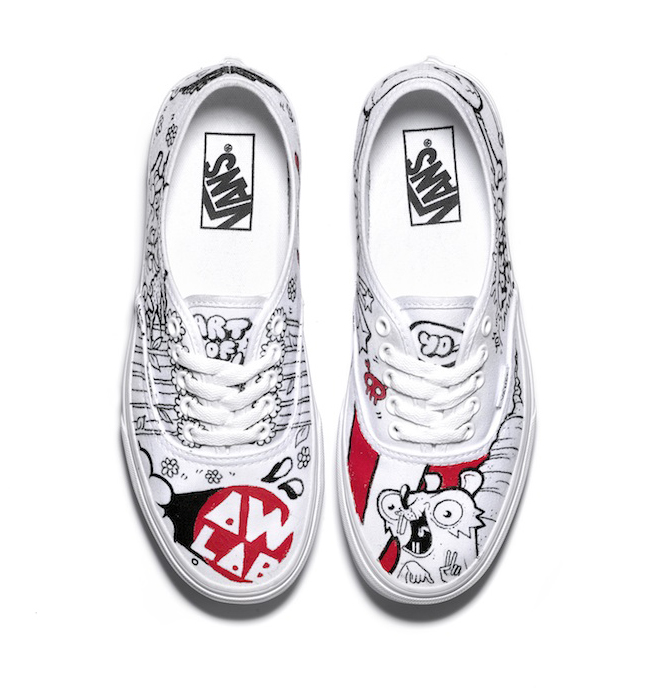 Vans by Art of Sool