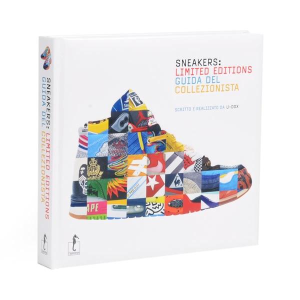 Cover volume Sneakers limited editions, Guida del collezionista
