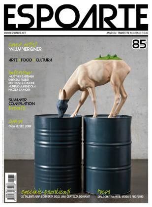 Cover Espoarte 85
