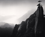 MICHAEL KENNA, Huangshan Mountains, Study 25, Anhui, China 2009, cm. 19x19, ed.26/45