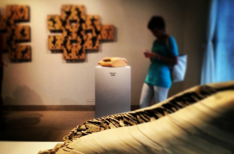 Brian Dettmer. Dieci anni di libri scolpiti. A decade of book sculpture 2003-2013, Fondazione Culturale Hermann Geiger, Cecina (LI) (inaugurazione della mostra)