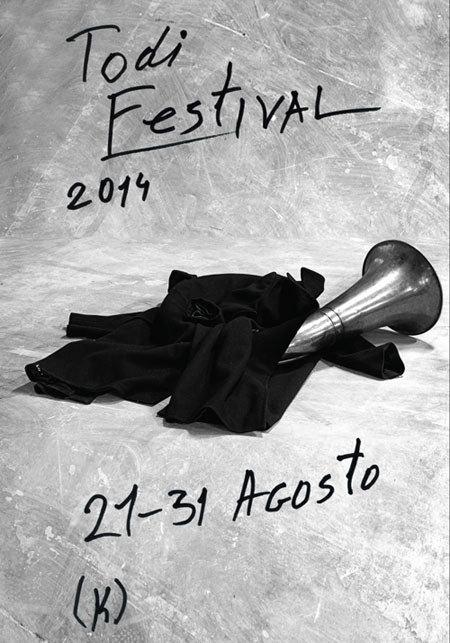 Todi Festival 2014, immagine guida di Jannis Kounnellis