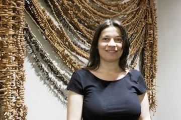 Chiara Camoni, ritratto, Courtesy: ZegnArt Stores Osaka