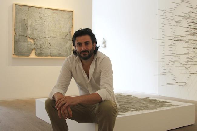 Andrea Francolino, ritratto
