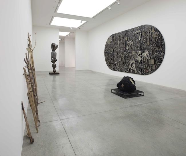 Nick van Woert. Nature Calls MAMbo – Museo d'Arte Moderna di Bologna veduta della mostra Foto di Matteo Monti