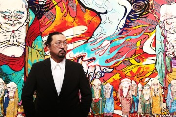 Takashi Murakami, portrait, Photo by Chika Okazumi Artwork ©Takashi Murakami/Kaikai Kiki Co., Ltd. All Rights Reserved