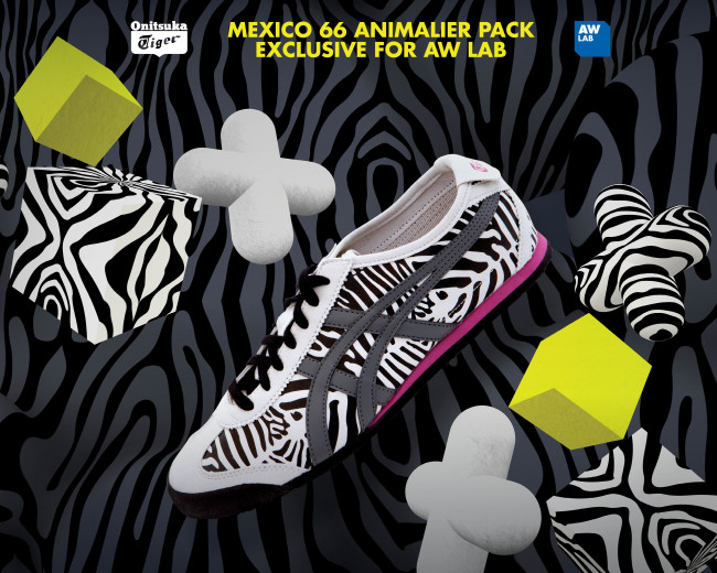 campagna MEXICO 66 _ AW LAB ZEBRATE