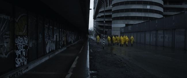 Yuri Ancarani, San Siro, 2014, 25min, colour HDvideo
