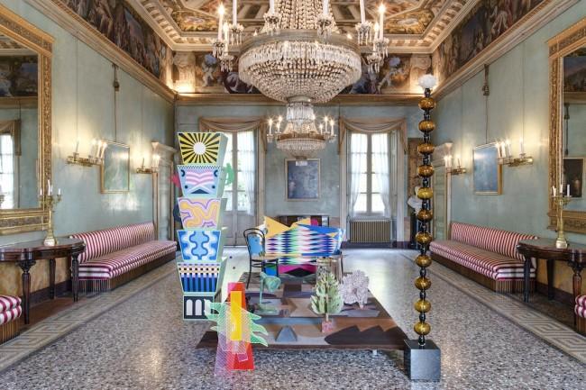 DimoreDesign 2013, Alessandro Mendini a Palazzo Moroni Foto Ezio Manciucca