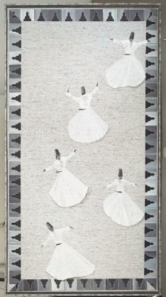 2000Maniacs_Aldo Mondino_Courtesy Galleria Giuseppe Pero