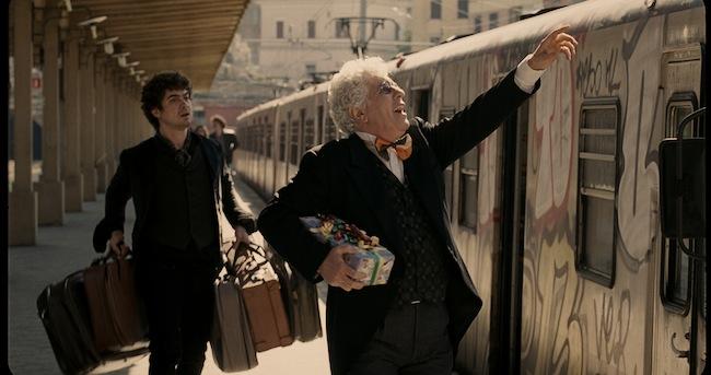 Pasolini di Abel Ferrara, R. Scamarcio e N. Davoli
