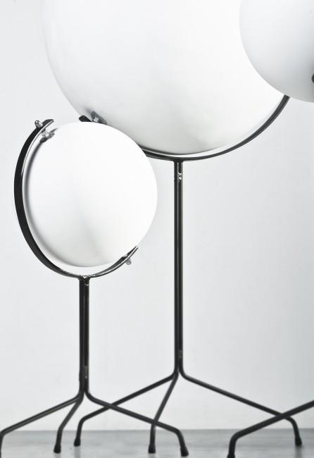 Federico Lanaro, Form, 2014, fiberglass, steel, 60x60x130 cm each