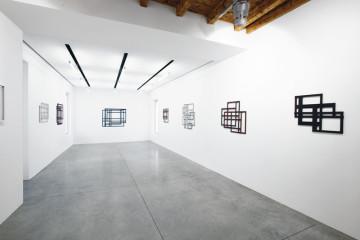 Alessandro Traina. Consequenze, veduta della mostra, Artesilva, Seregno (MB)