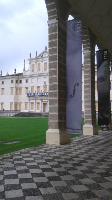 Veduta ingresso Villa Manin, Passariano Codroipo (UD), 12 settembre 2014