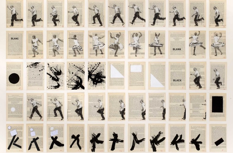 William Kentridge, Particular Collision, 2013