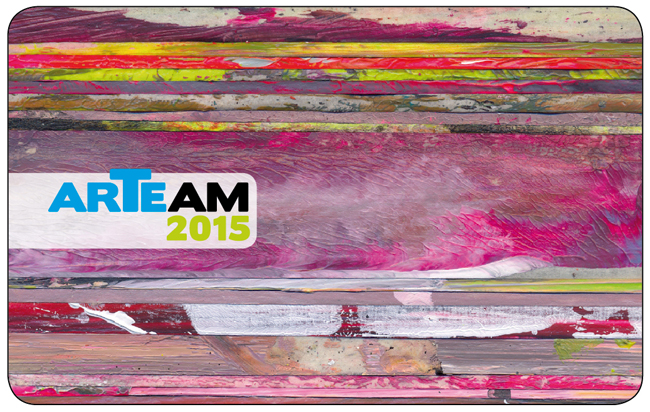 Tessera Arteam 2015 by Paolo Bini