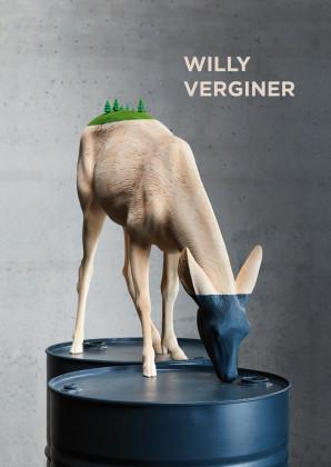 Willy Verginer, copertina del volume Vanillaedizioni