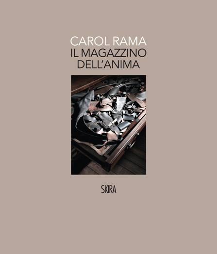 Carol Rama, Il magazzino dell'anima, cover