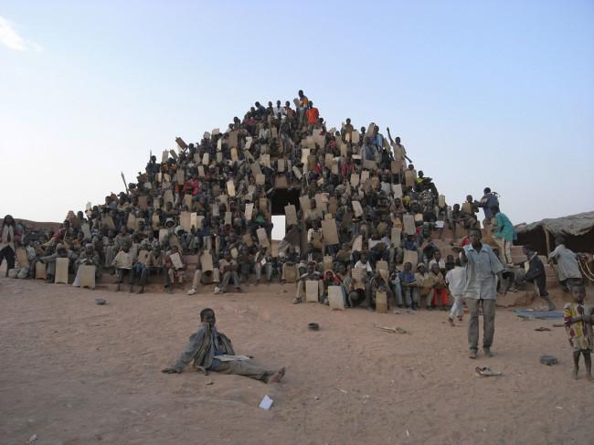 Not Vital, Makaranta (School), 2003, Agadez, Niger