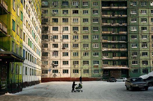 Norilsk - Elena Chenyshova Galleria Studio 44