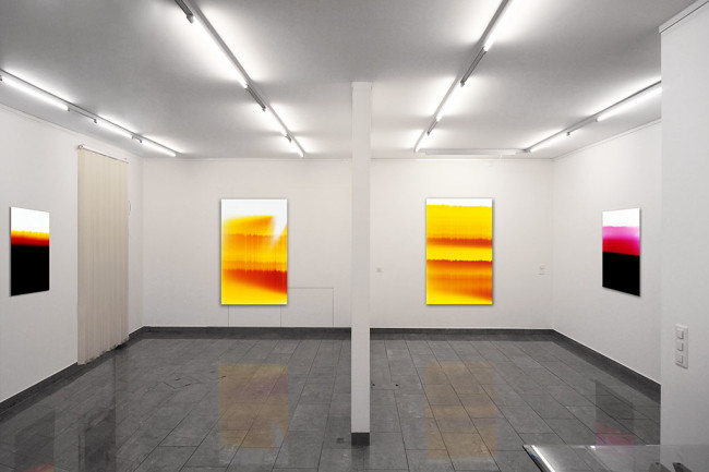 """Silvio Wolf. Present perfect, Photographica Fine Art Gallery, Lugano (serie """"Orizzonti"""")"""