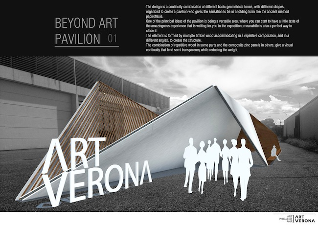 WELCOME DESIGN, Beyond Art Pavilion_Primo Premio