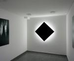 """Silvio Wolf. Present perfect, Photographica Fine Art Gallery, Lugano (""""Le Soglie a specchio"""" e un'opera del ciclo """"Meditations"""")"""