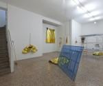 Bruna Esposito, Inconveniente, Installation view, FL Gallery, Milano. Photo Antonio Maniscalco