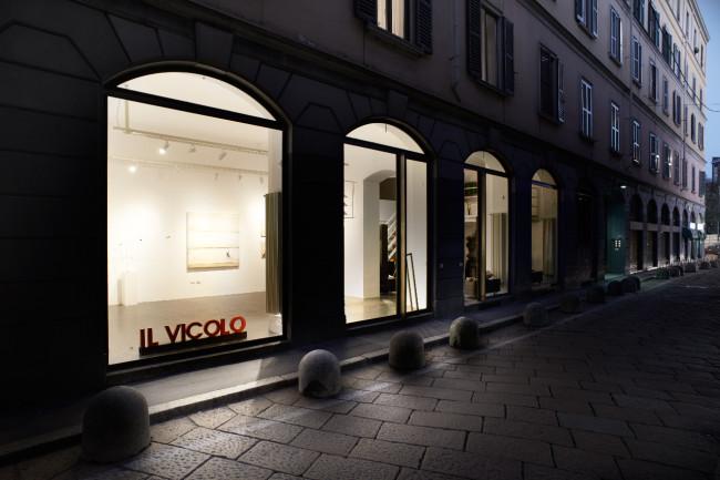 Il Vicolo, Milano veduta esterna